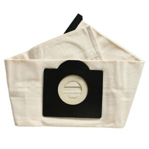 Washable Filter Bags for Karcher WD3 Premiu Vacuum Cleaner Bag Proscenic Va B2H2