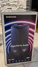 Samsung MX-T50 Giga Party Audio NAGELNEU / Garantie / ungeöffnet 500w Karaoke