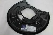 Genuine Mercedes-Benz W204 C-Class RH REAR Brake Backing Plate A2044211820 NEW