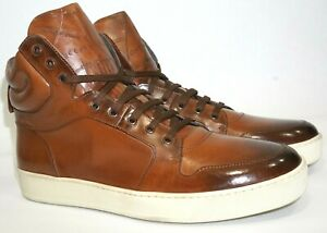 To Boot New York Adam Derrick 'Harmon' Italian Leather High Top Sneakers Mens 11