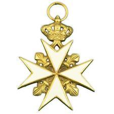 "IMPERIAL RUSSIAN AWARD ""ORDER OF ST. JOHN OF JERUSALEM"" 1 DEGREE"" COPY"
