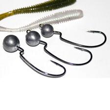 LotBaitholder Hook Jig Big Fishing Hooks Black HIgh Carbon Steel Fishook