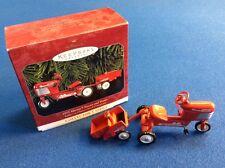 1955 Murray Tractor and Trailer - 1998 Hallmark Keepsake Christmas ornament