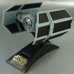 Action Fleet - Star Wars Darth Vader's TIE Fighter mit Stand und Figur