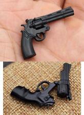 """1X 1:6 SCALA Arma giocattolo modello Cole PYTHON 357 Revolver pistola per un/'azione figura 12/"""""""