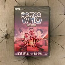 Doctor Who Peter Davison Story 121 Black Orchid DVD BBC BRAND NEW