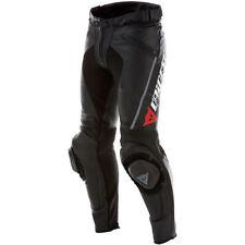 Pantalon noir pour motocyclette, taille 38