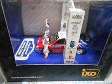 CITROEN Xsara WRC Rallye Tour de Corse Winner 2004 Loeb Diorama RAR IXO 1:43
