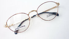 Occhiali montatura SILHOUETTE DONNA Occhiali di marca DEZENT elegante telaio occhiali misura L
