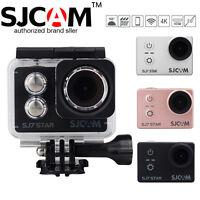 SJCAM SJ7 Star WiFi 4K 30FPS 2' Touch Screen Remote Sports DV Camera Waterproof
