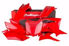 Honda Plastic kit CRF 450 R 2013 - 2016 / CRF 250 R 2014 - 2017 All RED 90628 MX