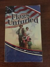 Abeka Flags Unfurled Homeschool Reading Book Grade 4