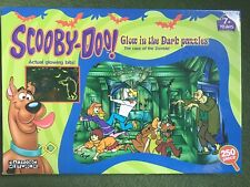 Scooby Doo Glow In The Dark Jigsaw Puzzle - Brand New, Never Used - Boxed Age 7