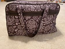 Thirty One Large Weekender Duffle Travel Bag with Shoulder Strap