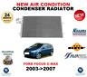 FOR FORD FOCUS C MAX DM2 AIR CON CONDENSER 2003->2007 1.6 1.8 FLEXFUEL 2.0 TDCi