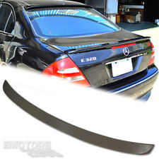 MERCEDES BENZ W211 E-CLASS L TYPE REAR TRUNK SPOILER NEW 08 E200 E220 ◢