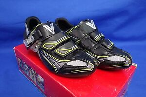 New Vittoria Brave Road Bike Cycling Shoe, 3-Bolt, EU 38, US 6.5 $150 Retail!
