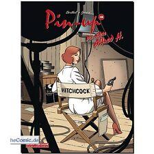 Pin Up 10 von Yann Berthet SC Salleck Krimi Hitchcock Drama Erotik COMIC NEU 40e