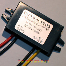 12V 5V 3A Spannungswandler Converter Step Down Modul Power In: 8 - 22 V  Out: 5V