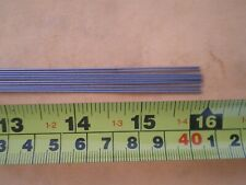 50 Stainless Steel Straight Lure Shaft Wire Form 0.051 X 16 Inches Long