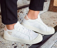 3252dbe4df0e Adidas Originals Everyn Sneakers Sizes 5 to 7 White - Ash Pearl Leather  CQ2004