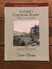 A Child's Copybook Reader: Volume 3