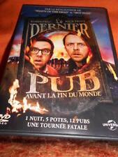 DVD Le Dernier Pub avant la Fin du Monde d'Edgar Wright avec S. Pegg et N. Frost