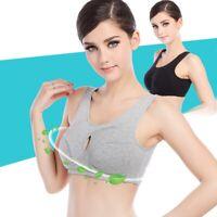 Women Fitness Sports Bra Athletic Seamless Push Up Yoga Bras Padded Tank Vest