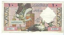 Algeria - 1964 Ten (10) Dinars
