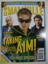 Smallville Magazine #26 Regular Issue Cover May/June 2008 Welling Clark Arrow
