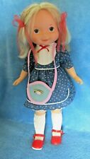 """Fisher Price 15"""" Doll named """"Mandy"""" from 1970's - Fully Dressed, Clean & Cute"""