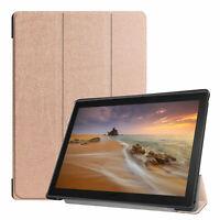 Custodia Per Lenovo Tab E10 TB-X104F Smart Cover Compressa Borsa Protettiva Slim