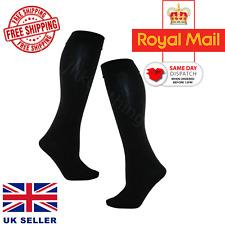1,3,6 Girls Ladies Thermal Insulated Winter Knee High School Socks 200D 4.9 Tog