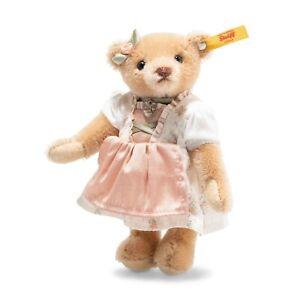 Steiff 026904 Great Escapes München Teddy Bear IN Gift Box 5 7/8in