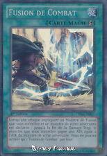 Yu-Gi-Oh ! Carte Fusion de Combat  (par 2 !!)  DRLG-FR017 - Super rare