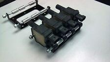 4 Cylinder LS2,LS3,LS7,LS9 bolt on coil relocation bracket gloss black 12570616