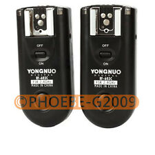 Yongnuo RF-603 C1 Wireless Remote Flash Trigger for Canon  650D 550D 600D 60D