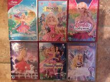 Barbie DVDs