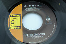 Fifth Dimension: Up, Up and Away / Which Way to Nowhere  [Unplayed Copy]