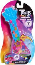 Trolls World Tour Poppy's 7inch Mini Groovin' Guitar Plays 6 Riffs FREE SHIPPING