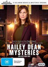 Hailey Dean Mysteries 3 Film Collection One (Reg Free) Dvd Hallmark Movies 1-3