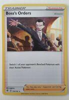 Pokemon Rebel Clash 154/192 Boss' Orders Holo Rare Brand new Near Mint condition