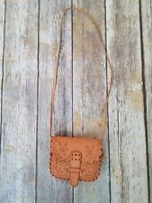 Authentic Romanian Handmade Leather Mini Purse