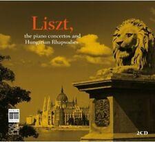 Artur Pizarro, Liszt - Piano Concertos & Hungarian Rhapsodies [New CD]