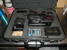 """Vintage RCA CPR 100 """"Small Wonder"""" Camcorder w/ Case and Accessories"""