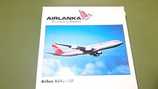 Herpa Wings 1:500 504584 Air Lanka A340-300
