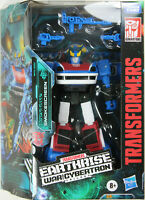 Transformers ~ SMOKESCREEN FIGURE ~ Deluxe Class ~ Earthrise War For Cybertron