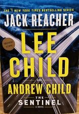 Jack Reacher Ser.: The Sentinel : A Jack Reacher Novel by Andrew Child and Lee Child (2020, Hardcover)