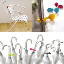 2Pcs Umbrella Holder Stand Support Rack Mount Plastic Hook Home Office Decor
