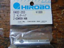 HIROBO SHUTTLE Z CENTRE HUB 0402-203 BNIB